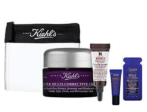 with $85 Kiehl's Purchase @ Saks Fifth Avenue