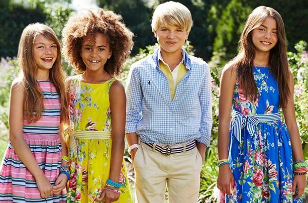 Up to 60% Off+Extra 20% Off Ralph Lauren Childrenswear On Sale @ Macys.com