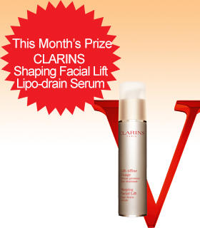 Subscribe to Dealmoon Newsletter, Win the Clarins shaping Facial Lift Lipo-drain Serum