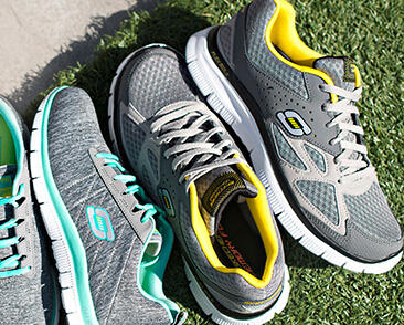 Up to 64% Off Skechers Shoes @ 6PM.com