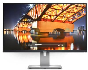 Dell UltraSharp 27 Inch QHD Monitor U2715H