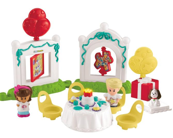 $9.99 Fisher-Price Little People Birthday Party
