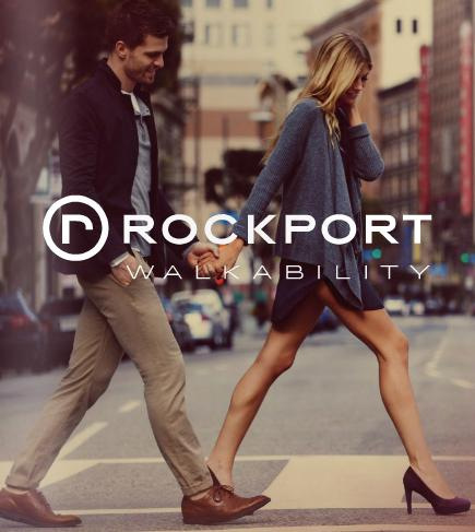 2 Pairs for $99.99 Select Pairs of Shoes @ Rockport