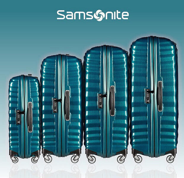 EXTRA15% Off + $50 Gift Card Samsonite Luggage Sale @ Macy's