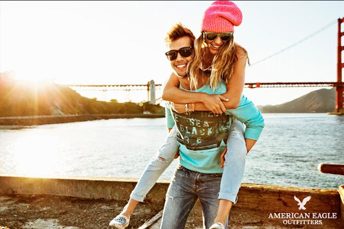 Additional 50% Off Clearance @ American Eagle Outfitters