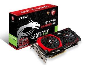 $289.99 MSI GTX 970 Gaming 4G Graphics Cards