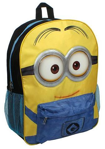 $12.23 Despicable Me Minion Backpack - Kids