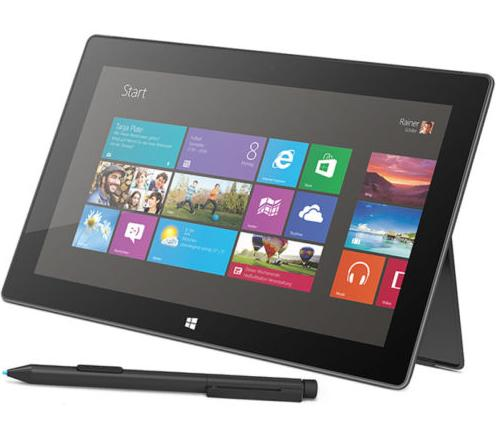 "$389.99 Microsoft Surface Pro 64GB Intel Core i5 10.6"" 4GB Windows 8 Pro Wi-Fi Tablet"