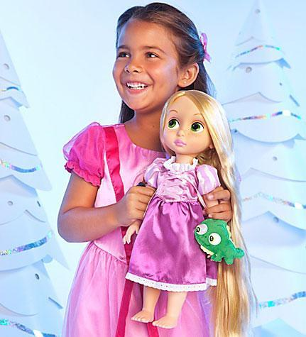 $20 Disney Animators' Dolls & Action Figures