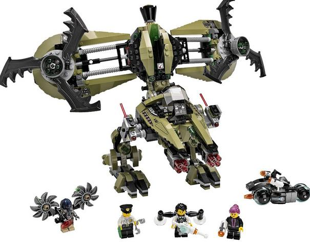 $43.99 LEGO Ultra Agents 70164 Hurricane Heist
