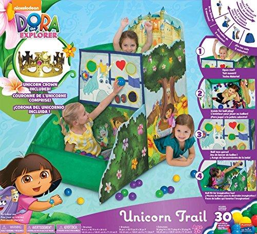 $13.97 Playhut Dora's Unicorn Trail
