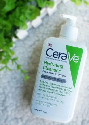 $5.66 CeraVe Hydrating Cleanser, 12 Ounce
