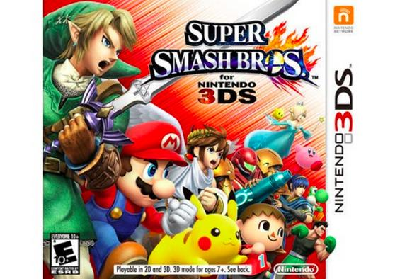 Buy 1 Get 1 50% Off Select Nintendo 3DS Game @ Best Buy