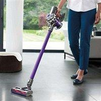 $229.99 Dyson 64961-02 DC59 Animal Cordless Vacuum Cleaner Purple (Factory Reconditioned)