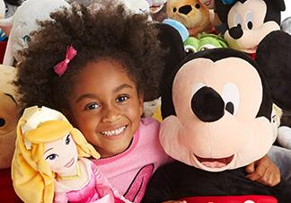 Starting from $4.99  Buy 1 Plush Get 1 for $1 Sale
