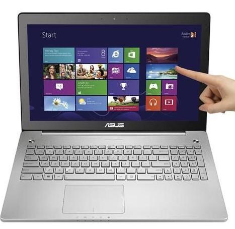 "$849 Asus 15.6"" N Series FHD Touch Notebook, Core i7"
