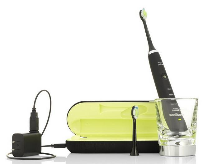 $120.99+$30 Kohl's Cash Sonicare DiamondClean Rechargeable Electric Toothbrush-White,Black
