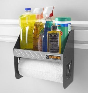 $16.09 Gladiator GarageWorks GAWU12CCTG Clean-Up Caddy