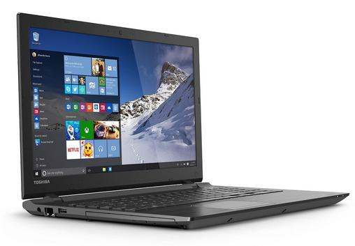 Toshiba Satellite 5th Generation Core i5 15.6