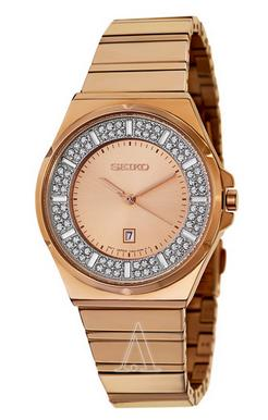 Seiko SXDF74 Women's Core Watch (Dealmoon Exclusive)