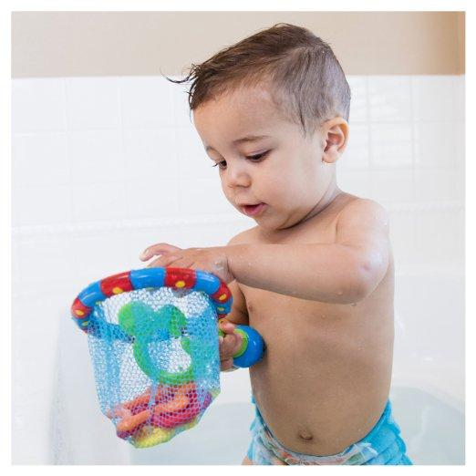 $4.62 Nuby Splash 'n Catch Bath Time Fishing Set