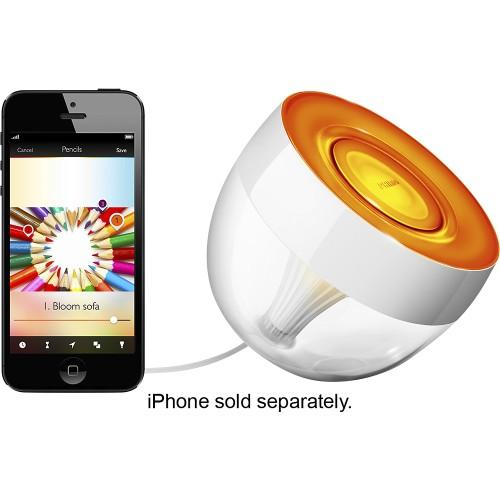 $59.99 Philips Friends of hue Iris Extension Dimmable PlugBased Light Orange 260539