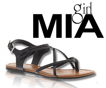 Up to 80% Off  MIA Shoes @ 6pm