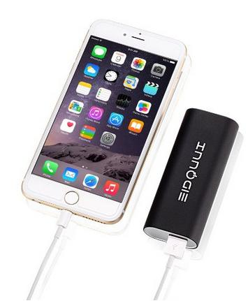 $8.9 Innogie® 6000mah Passion Dual Portable Charger External Battery Power Bank