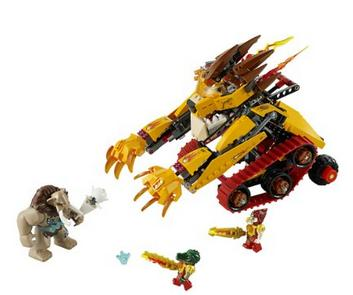 $34.98 LEGO Chima 70144 Laval's Fire Lion Building Toy