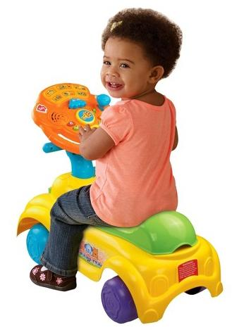 $13.23 VTech® Sit to Stand Smart Cruiser