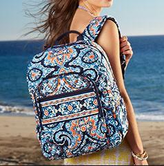 25% OffTwo Favorite Backpack Styles @ Vera Bradley