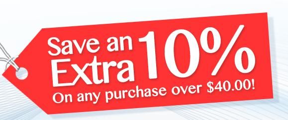 10% Off On Any Purchase Over $40 @ iherb.com