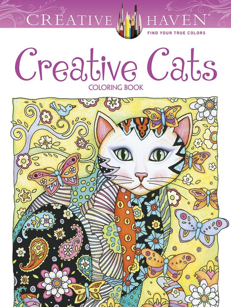 From $3.99 Great Deals for Cat Coloring Books @Amazon