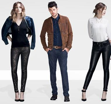 From $49 7 For All Mankind Jeans @ Bergdorf Goodman