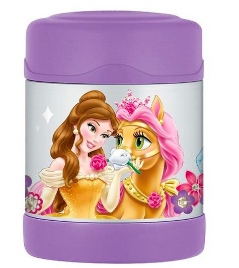 14.99 Thermos 10 Ounce Funtainer Food Jar, Princess Palace Pets
