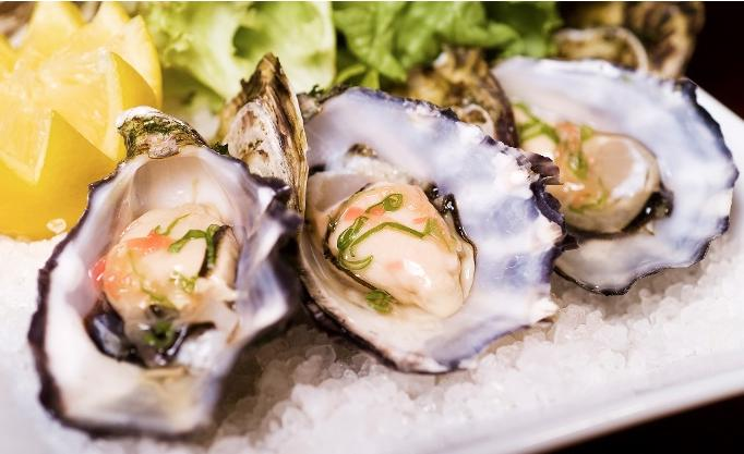 $39 Two Dozen East Coast Blue Point Oysters and Two Martinis  @ Groupon