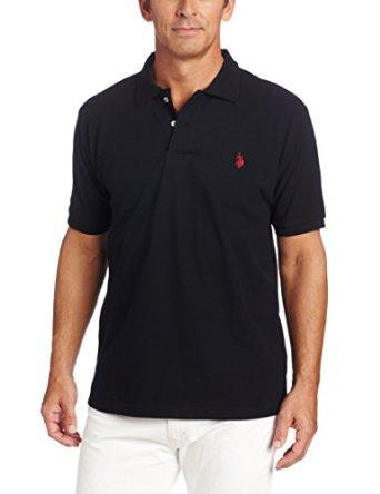 Best seller! U.S. Polo Assn. Men's Solid Polo With Small Pony