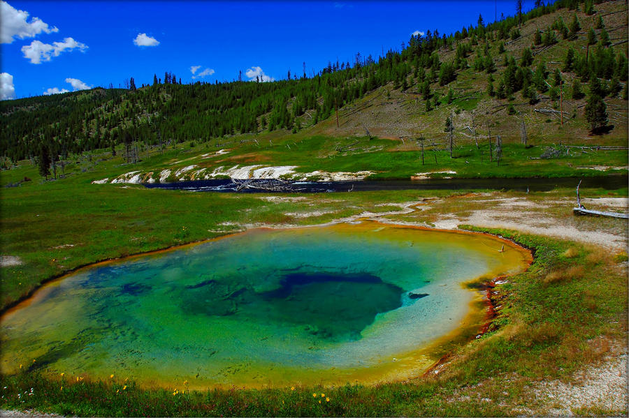 From $406  2015 Cool Summer Specials! Yellowstone Tour Packages Sale @ iTuXing