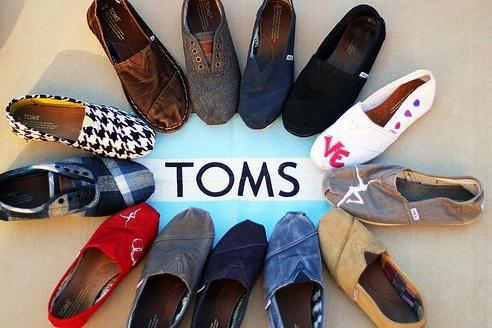 Up to 60% Off Toms Sale @ Nordstrom Rack