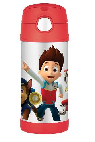 $12 Thermos Paw Patrol 12oz FUNtainer Straw Bottle @ Target.com