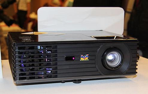 ViewSonic PJD7820HD 1080p 3D Home Theater Projector