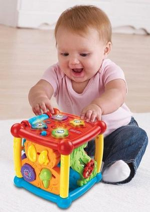 $9.08 VTech® Busy Learners Activity Cube