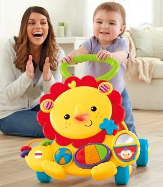 Fisher-Price Musical Lion Walker @ Amazon.com