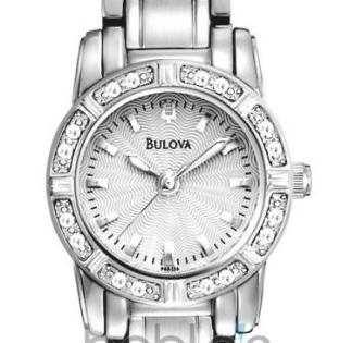 $81.32 Bulova Women's 96R156 Highbridge Diamond Watch