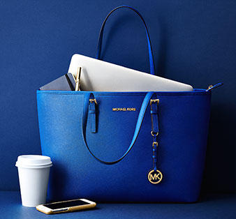 Up to 30% Off Blue Michael Michael Kors Bags and Accessories @ Neiman Marcus