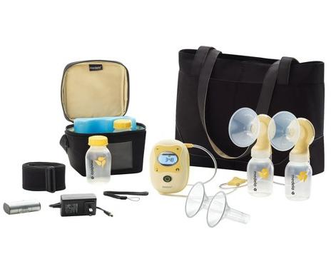 Free $30 Gift Card Medela Freestyle Hands-Free Double Electric Breast Pump
