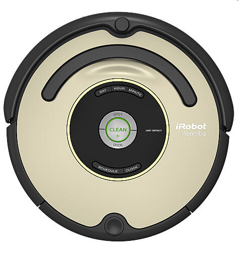 $329.99 Remanufactured iRobot Roomba® 650 Vacuum Cleaning Robot