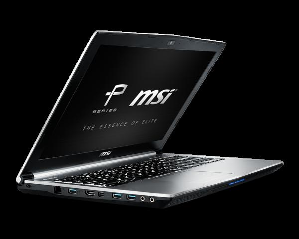 $749.99 MSI PE60 Prestige Series Core i7 Full HD 15.6