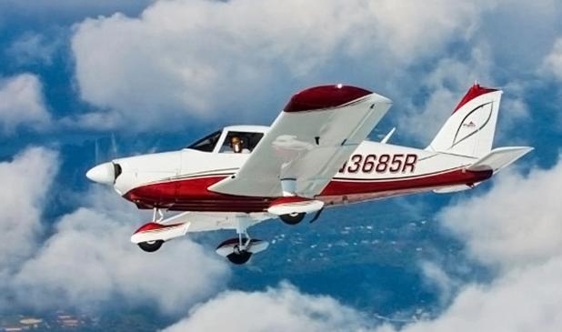 $71.2 One-Hour Flight Lesson with Video(Farmingdale, NY) @ Groupon