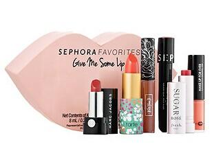 $25($59 value) Sephora Favorites Give Me Some Lip @ Sephora.com